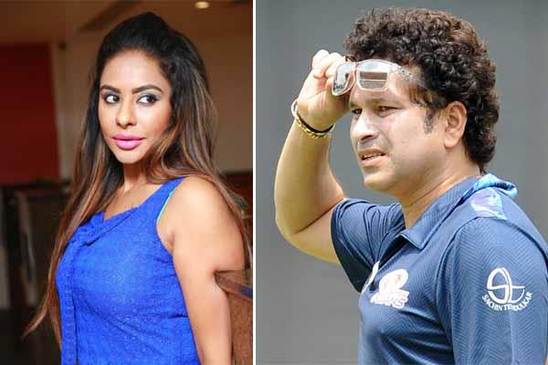 tollywood actress serious charges against sachin