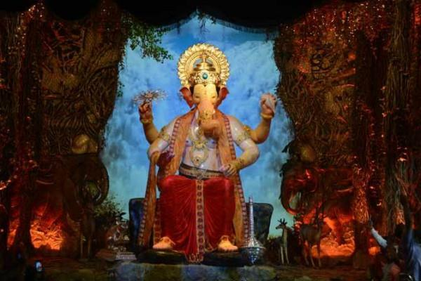 500 policemen will be security in the lalbaugcha raja