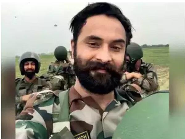 surgical strike solider martyr in kupwara encounter