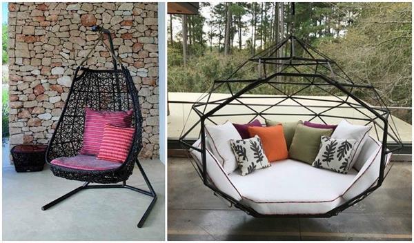 घर को अट्रैक्टिव दिखाएंगे ये लेटेस्ट Swing Designs