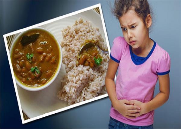 राजमा-चावल खाना बच्चों की सेहत के लिए खतरा, जानिए कारण