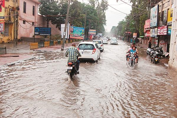 rain  people punjab news