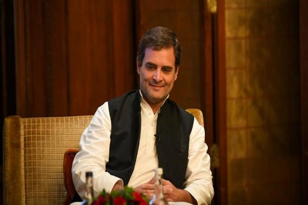 peoples paid rs 82000 for lunch with rahul gandhi