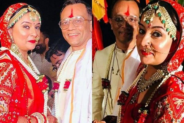 baa bahoo aur baby actress suchita trivedi marriage in private ceremony