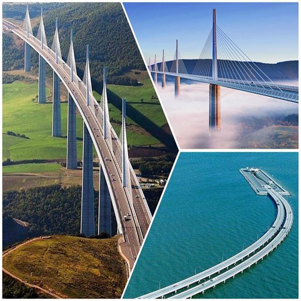 ड्राइव के लिए खरतनाक और रोमांच से भरे है दुनिया के ये 5 ब्रिज