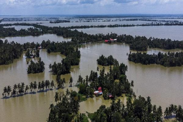 weather department warned kerala government before the flood