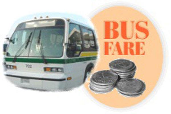 demand of fare increase by transporters