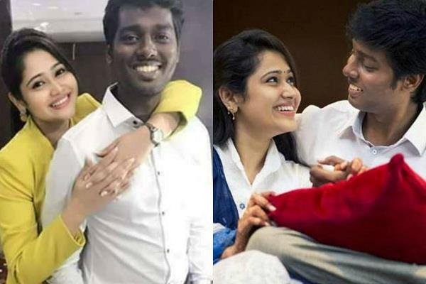 film director atlee kumar and krishna priya are social media sensation