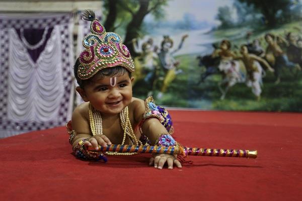 krishna janmashtami festival celebrate in whole country