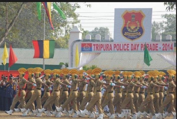 tripura police recruitment 2018 constables 65 posts