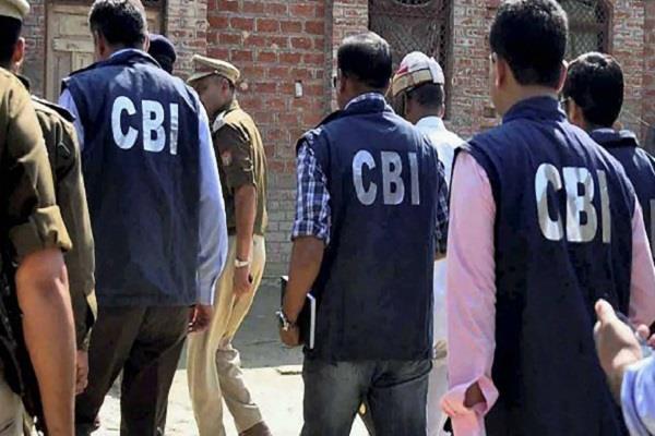 cbi raids at tamil nadu health minister and dgp house