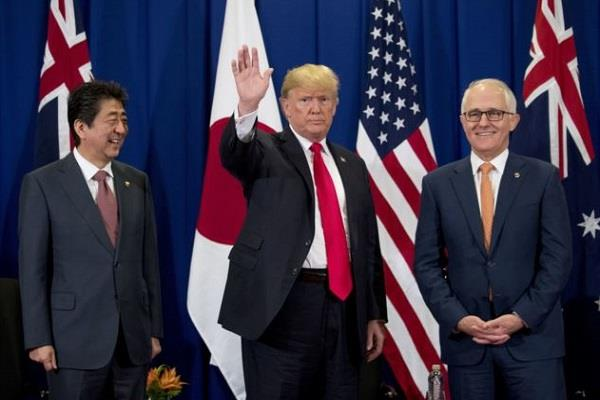 america is planning to hold quad countries twice a year