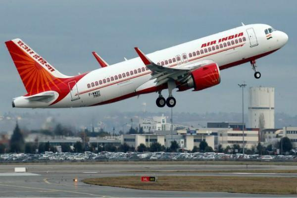 letter to the ministry of finance of air india to provide early financing