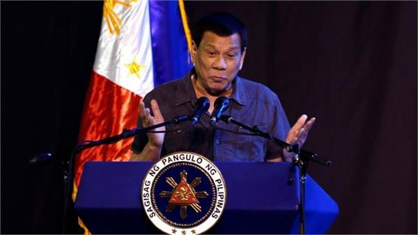 philippines president cracks rape joke outrage ensues