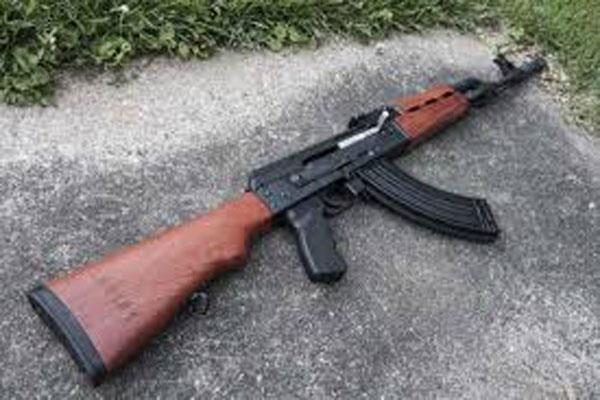 missing rifle recovered in poonch