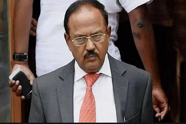 nsa ajit doval in us to meet secretary of state and other top officials