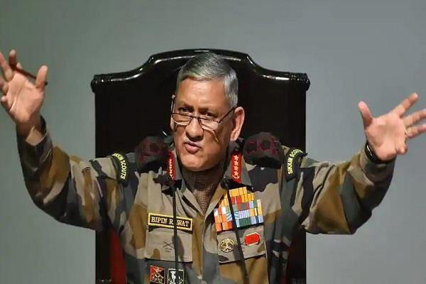 rawat says we will become neeraj chopra even if pak stops terrorism