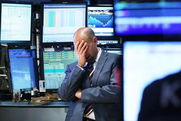 investors sank 1 54 lakh crore rupees