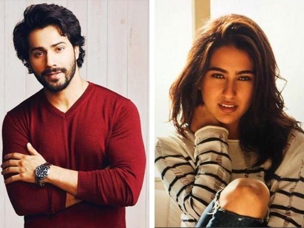 sara ali khan get her third film with varun dhawan