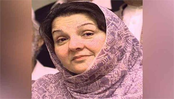 nawaz sharif s wife kulasum reached pakthav body in pakistan