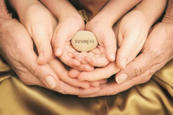 indian companies on third position in case of family business