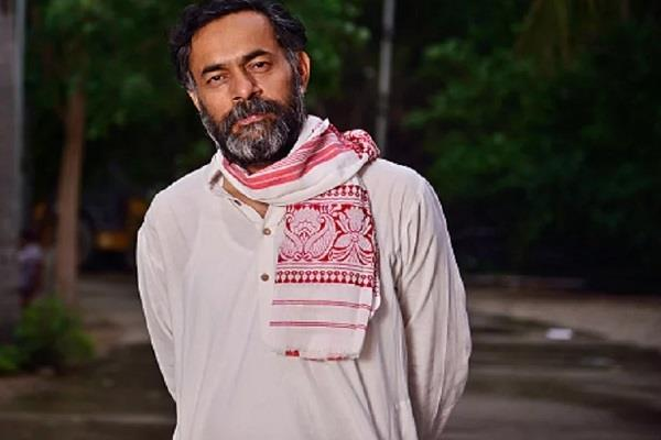 yogendra yadav arrested in tamilnadu