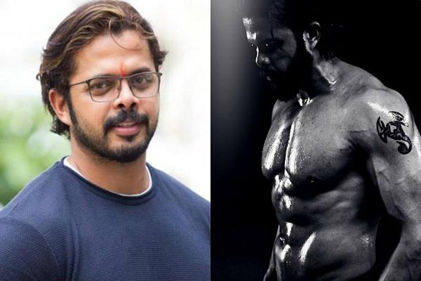 sreesanth indian cricketer sreesanth body transformation