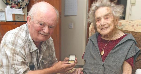 meet the 100 year old bride set to marry her toyboy lover