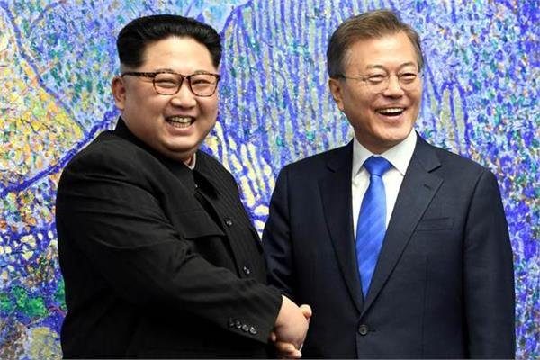 north korea and south korea will be among the summit in september