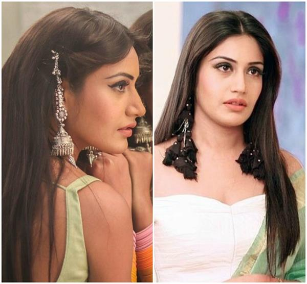 stylish trendy earrings of ishqbaaz actress surbhi chandna