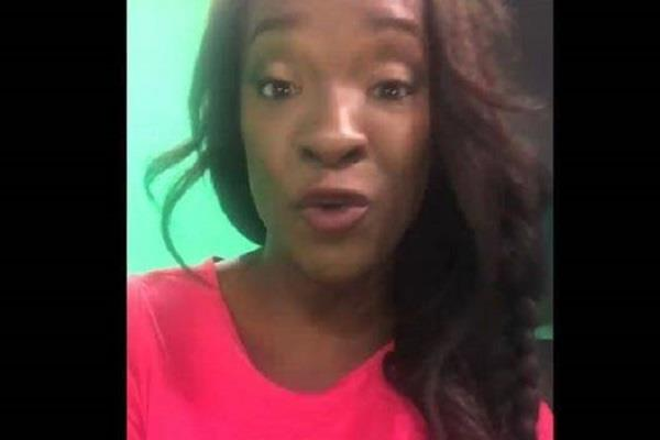 tv presenter victims of racial attacks passionate video