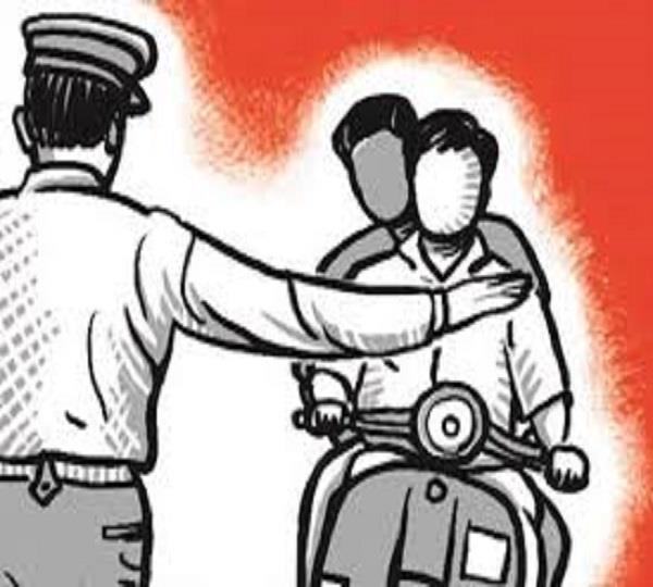 traffic police news
