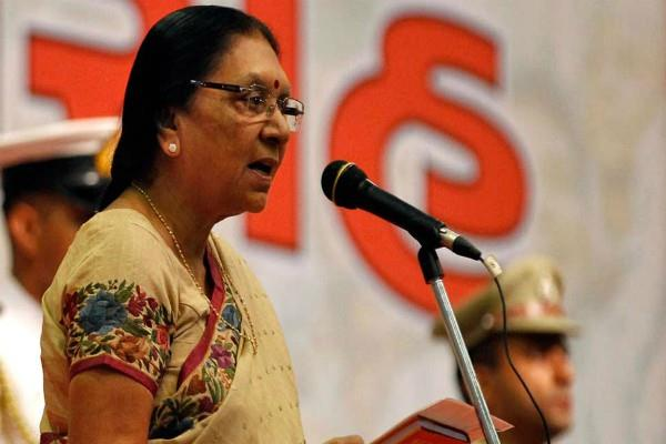 anandiben patel give special tips to girl for make best daughter in law