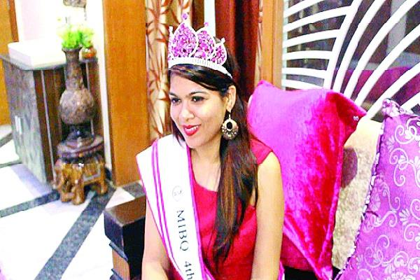deepti tiroria misses india runner up selected