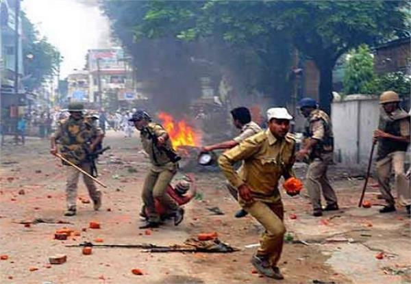saharanpur violence high court imposed