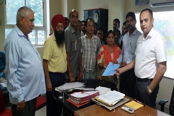 two years  chief minister approved  grants park punjab news
