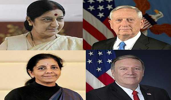 why 2 2 talks important for india an us