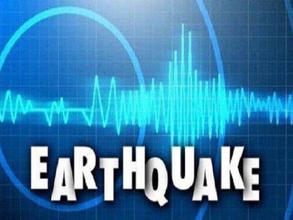 earthquake shakes again