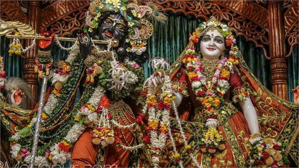 radha ashtami celebrates 17th anniversary in barasana