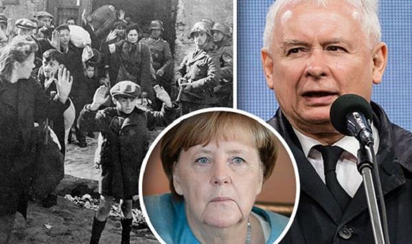 poland seeking compensation for world war two destruction