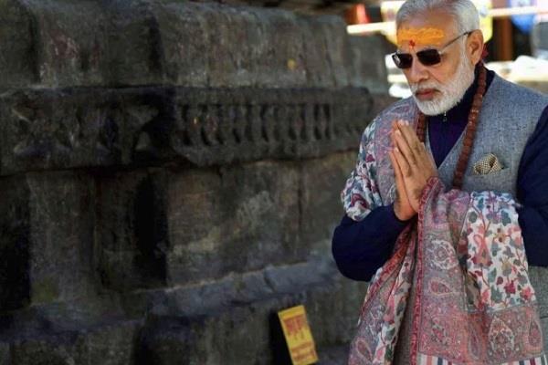 pm modi will go kedarnath dham after investor summit
