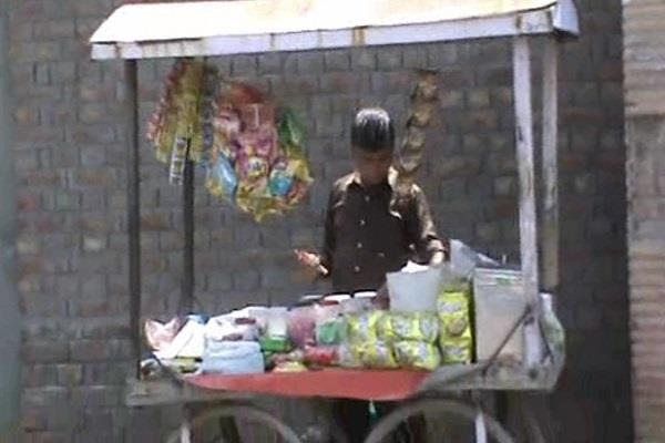 prevention of junkfood sold in public and non government schools