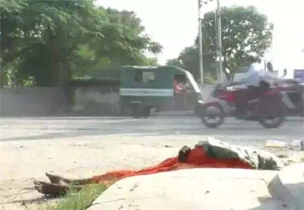 female death due to absence of ambulance