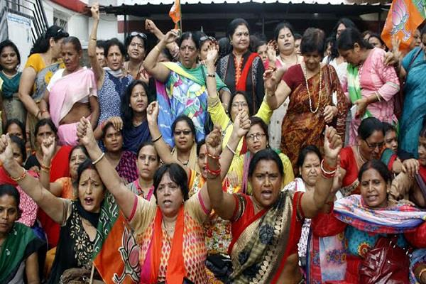 bjp appointed 10 women at each booth