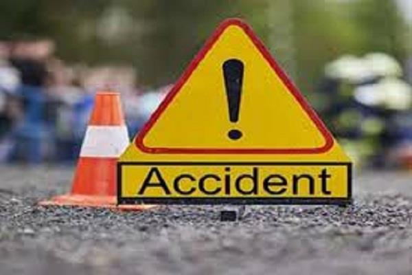 2 dead in 2 separate road accidents 2 injured