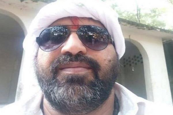 arrested another baba in delhi