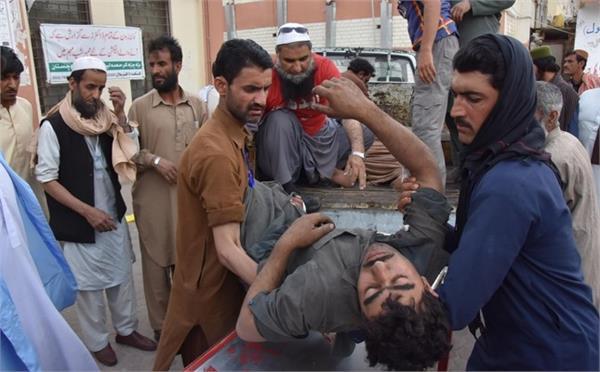 pakistan coal mine explodes 9 people die