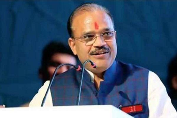 central executive will decide about mp saini