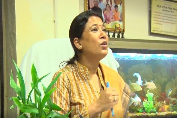 new initiative of minister rekha arya for the protection of women