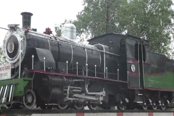 railways decided to start the engine